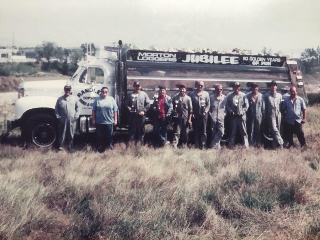 Randles Topsoil Sand & Gravel Staff